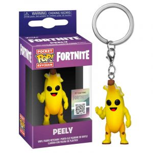 Llavero Pocket POP Fortnite Peely