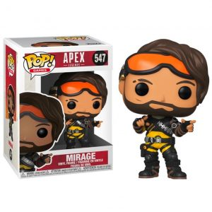 Funko Pop! Mirage (Apex Legends)