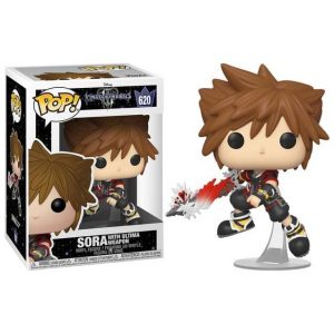 Funko Pop! Sora (Con Ultima Weapon) [Kingdom Hearts 3]