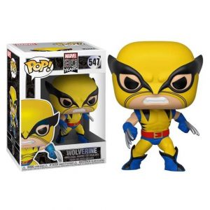 Funko Pop! Wolverine (Marvel 80th)