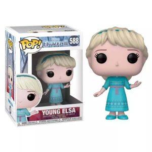 Funko Pop! Elsa Joven (Frozen 2)