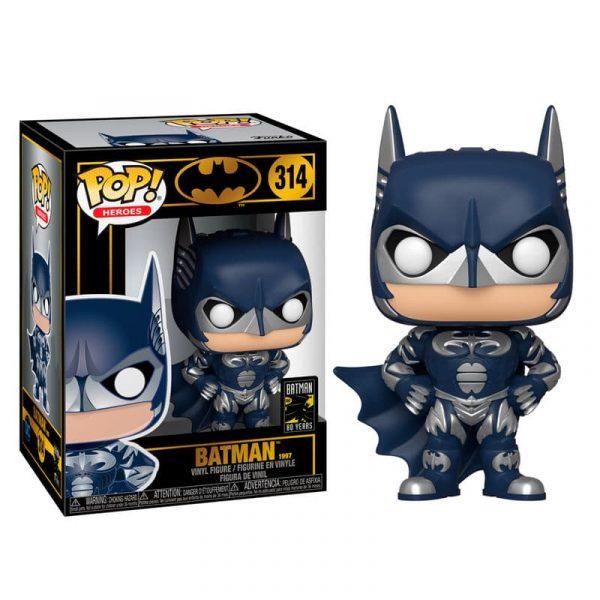 Figura POP DC Comics Batman 80th Batman 1997