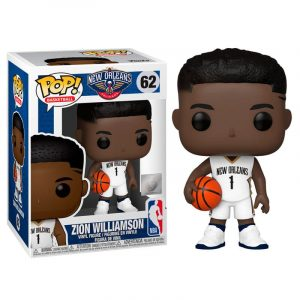 Funko Pop! Zion Williamson (NBA New Orleans)