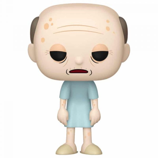 Figura POP Rick and Morty Hospice Morty