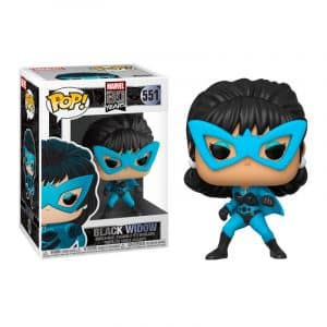 Funko Pop! Viuda Negra (Marvel 80th)