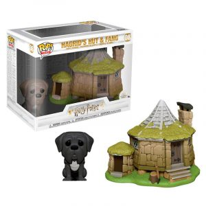 Funko Pop! Hagrid's Hut & Fang (Harry Potter)