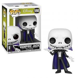 Funko Pop! Vampiro Jack (Pesadilla Antes de Navidad)
