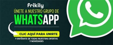 Grupo de WhatsApp Frikily