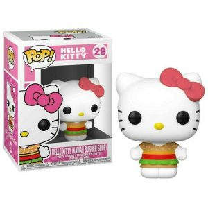 Funko Pop! Hello Kitty (Kawaii Burguer Shop)
