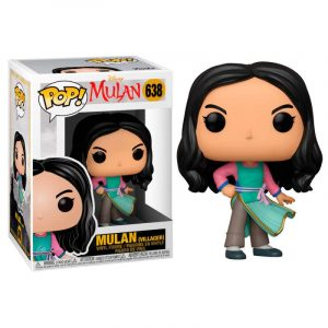 Funko Pop! Mulan (Villager)