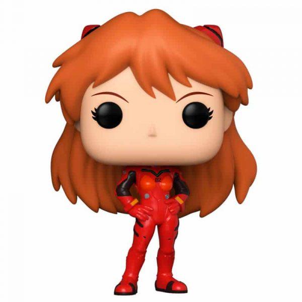 Figura POP Evangelion Asuka Langly Soryu