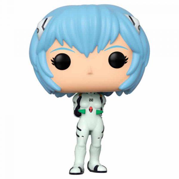 Figura POP Evangelion Rei Ayanami