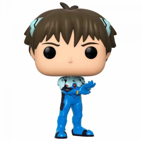 Figura POP Evangelion Shinji Ikari