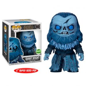 Funko Pop! Giant Wight Exclusivo ECCC 2018 (15cm) [Juego de Tronos]