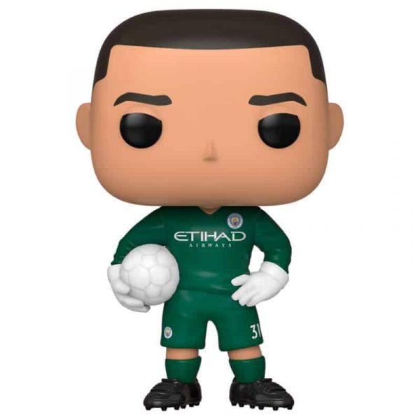 Figura POP Manchester City Ederson Santana de Moraes