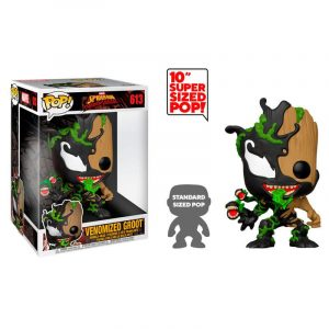 Funko Pop! Venomized Groot 10″ (25cm) [Venom]