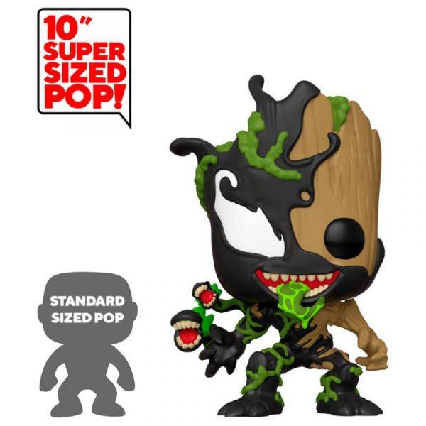 Figura POP Marvel Max Venom Groot 25cm