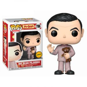 Funko Pop! Mr. Bean Pajamas Chase