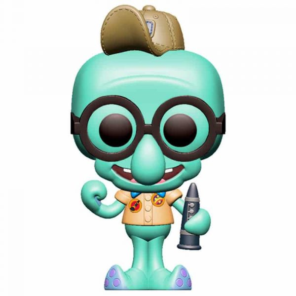 Figura POP Sponge Bob Squidward in Camping Gear
