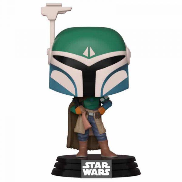 Figura POP Star Wars Mandalorian Covert Mandalorian