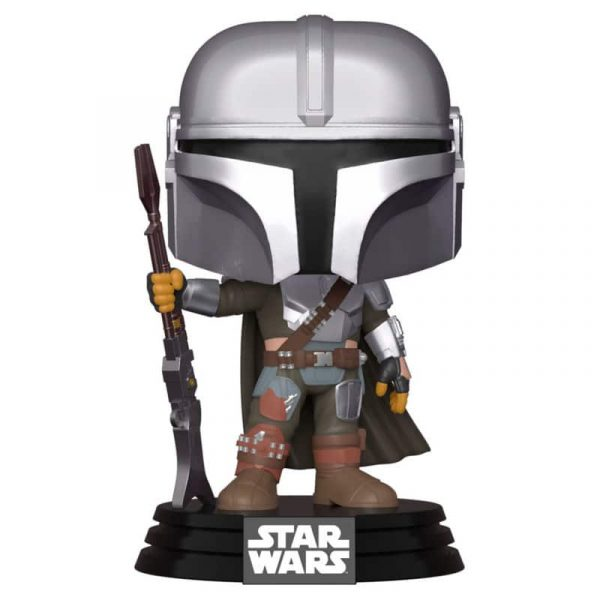 Figura POP Star Wars Mandalorian The Mandalorian
