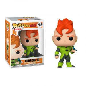Funko Pop! Android 16 [Dragon Ball Z]