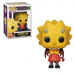 Funko Pop! Demon Lisa [Los Simpsons]