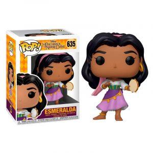 Funko Pop! Esmeralda (El Jorobado de Notre Dame)
