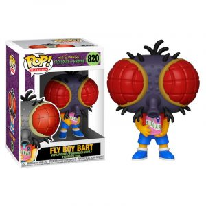 Funko Pop! Fly Boy Bart (Los Simpsons)