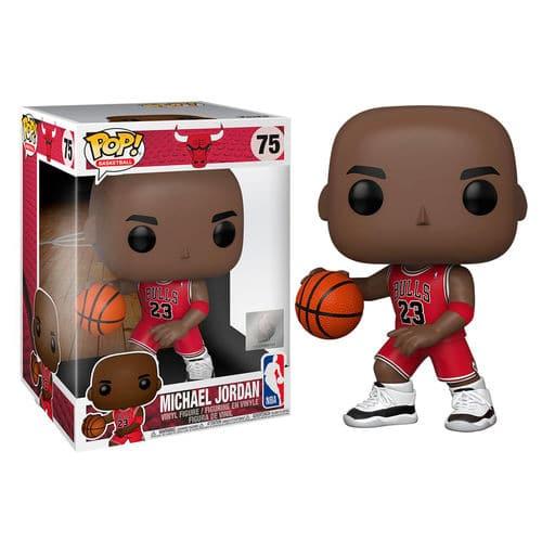 Funko Pop! Michael Jordan 10″ (25cm) [NBA Bulls]
