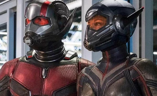 Ant-Man y Avispa - 2018