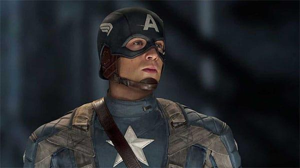 Capitán Amécica - Primer Vengador - 2011