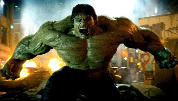 El Increíble Hulk - 2008