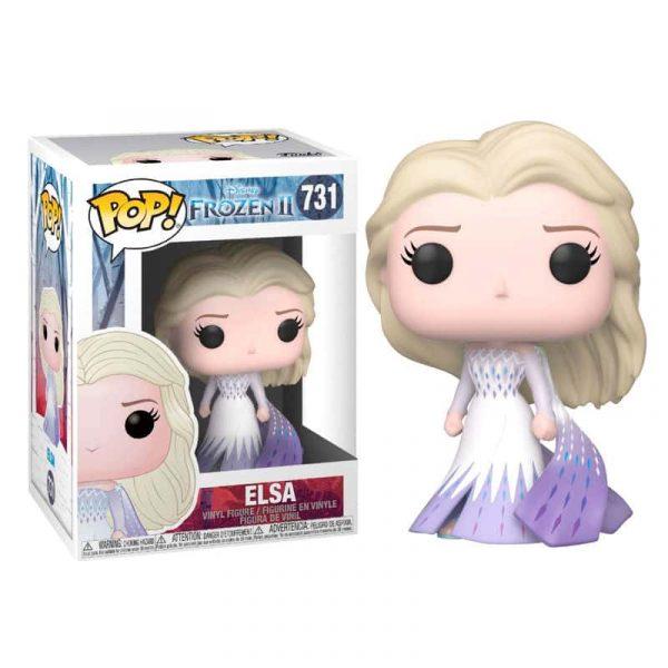 Figura POP Disney Frozen 2 Elsa Epilogue