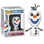 Funko Pop! Olaf (Con Bruni) [Frozen]