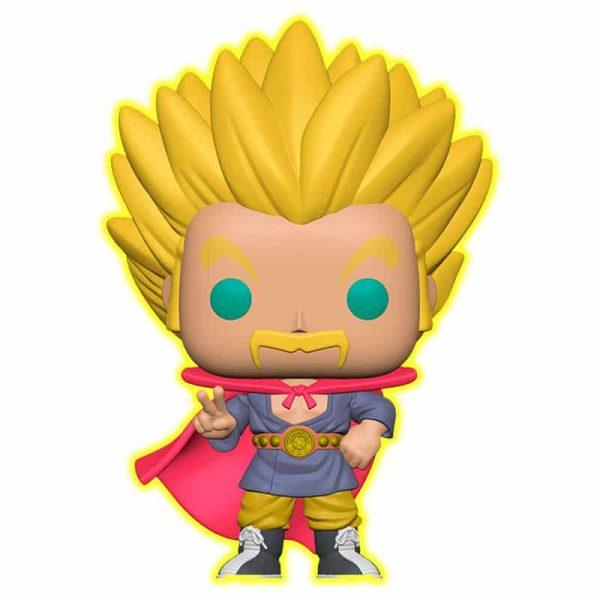 Figura POP Dragon Ball Super Super Saiyan Hercule Glow serie 4