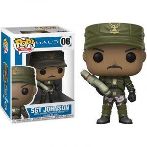 Funko Pop! Sgt. Johnson [Halo]