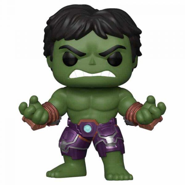 Figura POP Marvel Avengers Game Hulk Stark Tech Suit