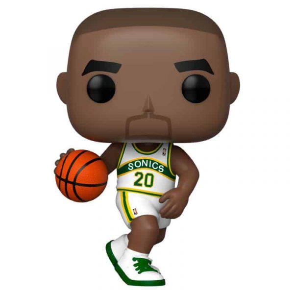 Figura POP NBA Legends Gary Payton Sonics Home