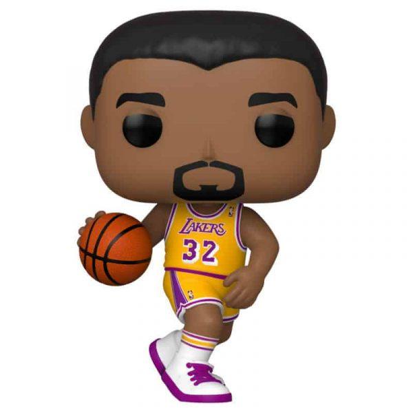 Figura POP NBA Legends Magic Johnson Lakers home