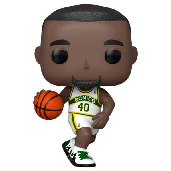 Figura POP NBA Legends Shawn Kemp Sonics Home