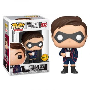 Funko Pop! Number Five Chase (The Umbrella Academy)