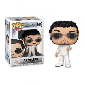 Funko Pop! AJ McLean (Backstreet Boys)