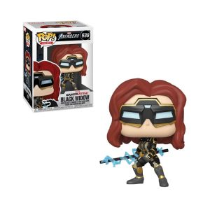 Funko Pop! Black Widow [Avengers]