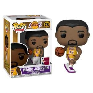 Funko Pop! Magic Johnson (NBA Legends)