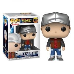 Funko Pop! Marty in Future Outfit [Regreso al futuro]