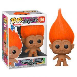 Funko Pop! Orange Troll [Trolls]
