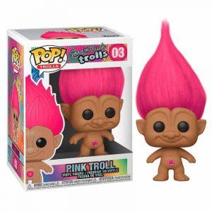 Funko Pop! Pink Troll [Trolls]