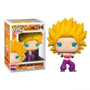Funko Pop! Super Saiyan Caulifla (Dragon Ball Super)