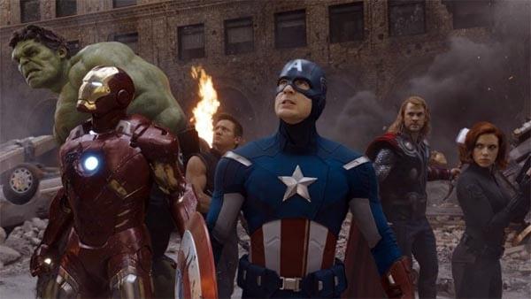 Los Vengadores - 2012